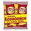 Patatas fritas al punto de sal pack 2 bolsas 300 gr pack 2 bolsas 300 gr Lay's