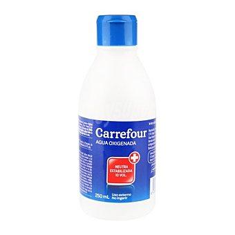 Carrefour Agua oxigenada 10 volúmenes 250 ml