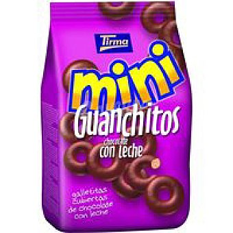 Tirma Mini guanchitos de chocolate Paquete 125 g