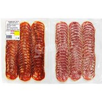 Iglesias Chorizo extra-salchichón Pack 2x200 g