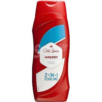 OLD SPICE Gel de baño Hair & Body Frasco 250 ml