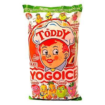 MR TODDY Helado flash yogoice (sorbete de futas ,textura cremosa) Paquete 10 u