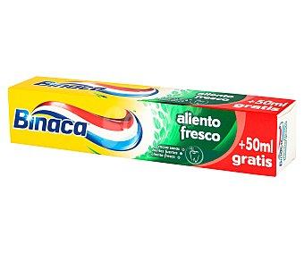 Binaca Pasta de dientes efecto aliento fresco 125 ml