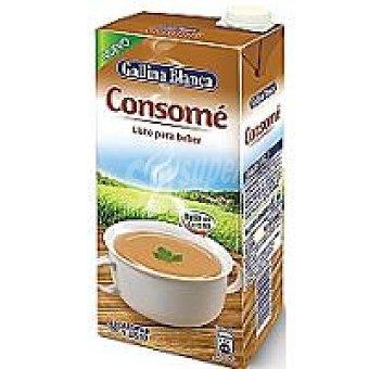 Gallina Blanca Consomé Brik 1 litro