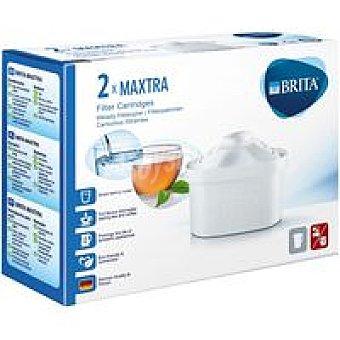 Brita Filtros para reposición en jarra Maxtra Pack 2 unid