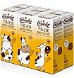 Batido con sabor a chocolate, elaborado con un 95% de leche 6 x 200 ml Cacaolat