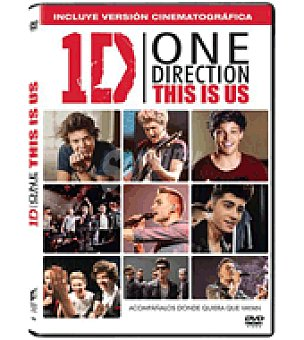 One Purina Direction + This is us DVD