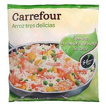 Carrefour Arroz tres delicias 1 kg