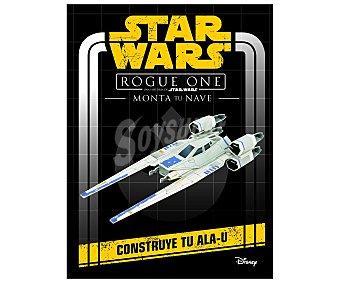 Juvenil Star Wars. Rogue one. Monta tu nave, Varios autores. Género: Infantil, juvenil, editorial Disney. Descuento ya incluido en pvp. PVP Anterior: