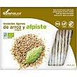 Tostadas ligeras de arroz y alpiste ecológicas y sin gluten envase 100 g envase 100 g Soria Natural