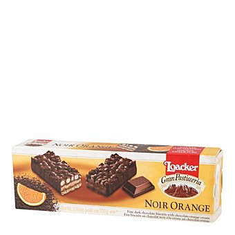 pasticceria Galletas noir orange grand 100 g