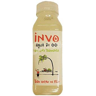 INVO Agua de coco con lima thailandesa botella 300 ml Botella 300 ml