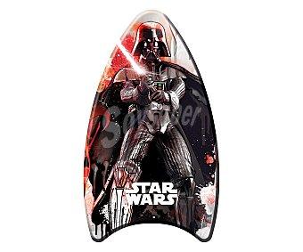 Star Wars Tabla de body board recubieta de PVC de 82 centímetros y con imágenes las películas de la Guerra de las Galaxias 1 unidad