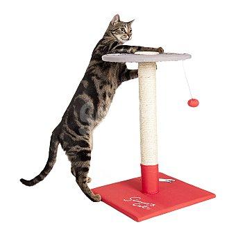 Karlie Rascador para gatos Simons Rojo