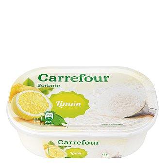 Carrefour Sorbete de limón 1 kg
