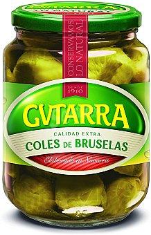 Gvtarra Coles de bruselas extra Frasco 425 gr