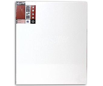 Luvre Bastidor Entelado de Algodón para Bellas Artes, Sin Clavos ni Grapas Laterales Formato 12F 61x50 Centímetros 1 Unidad