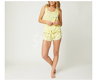 In Extenso Pijama corto para mujer Talla xl.