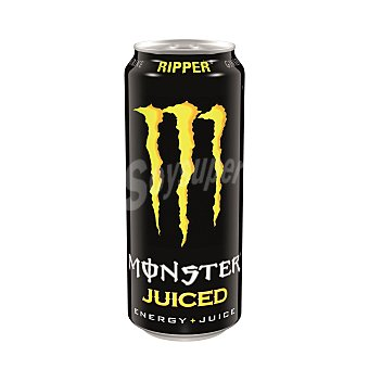 Monster Energy Bebida energética Ripper Lata 50 cl