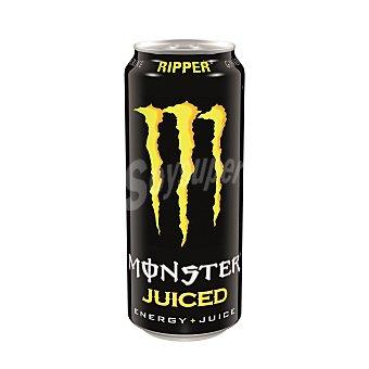 Monster Energy Bebida energética ripper Lata 50 cl