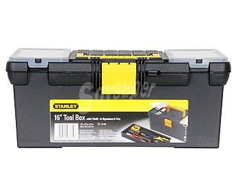 STANLEY Caja de herramientas de 40 centímetros 1 unidad