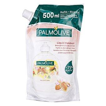 NB Palmolive Jabón líquido Almendras Doy pack 500 ml