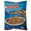 Chanquitos congelados enharinados Paquete 185 g Pescanova