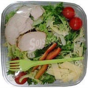 VITAL FRUTA Ensalada de pollo Bandeja 250 g