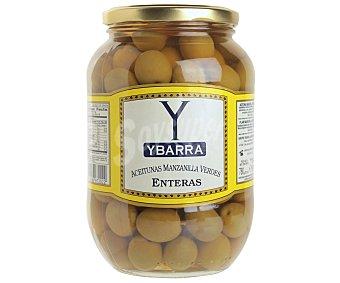 Ybarra Aceitunas Manzanilla Con Hueso Tarro 500 Gramos