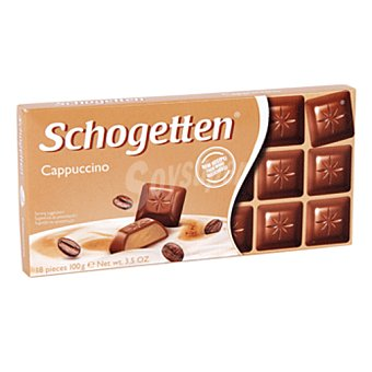 SCHOGETTEN Milk cream caramel Tableta 100 gr
