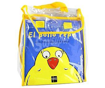 Editorial SM El pollo Pepe con muñeco nick denchfield Y ANT parker. Género: infantil, preescolar. Editorial SM