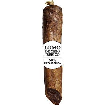 SIERRA JEREZ Lomo iberico de cebo de Extremadura peso aproximado pieza 600 g 600 g