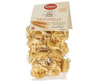 Romero Tagliatelle (pasta alimenticia con sémola de trigo duro) 500 g
