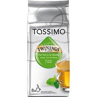 Tassimo Té verde-menta Twinings Paquete 8 monodosis