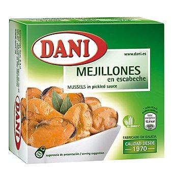 Dani Mejillon escabeche 97 g