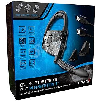 GIOTECK Online Starter Kit Para PS3