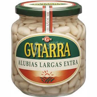 Gvtarra Alubia blanca cocida Frasco 400 g