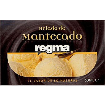 REGMA Helado de mantecado Tarrina 500 ml