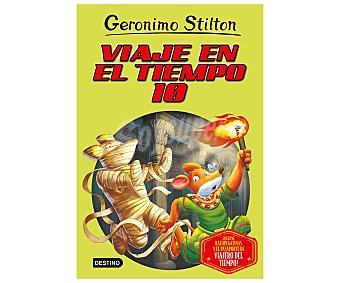 Planeta Gerónimo Stilton: Viaje en el tiempo. geronimo stilton. Género: infantil. Editorial: Planeta
