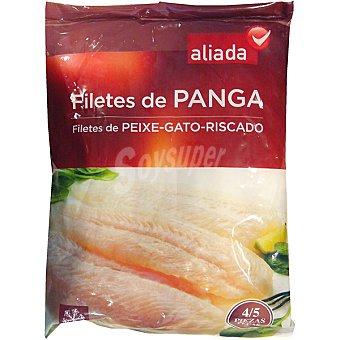 Aliada Filetes de panga 4-5 piezas Bolsa 1 kg