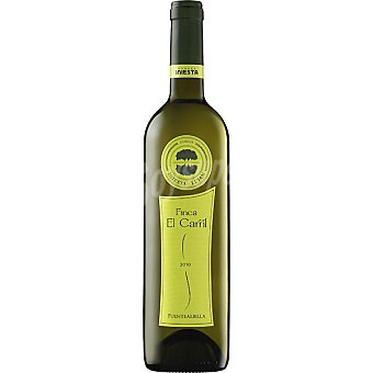 Blanco Vino macabeo chardonnay D.O. Manchuela Botella 75 cl