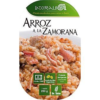 La Torralba Arroz a la zamorana Envase 250 g