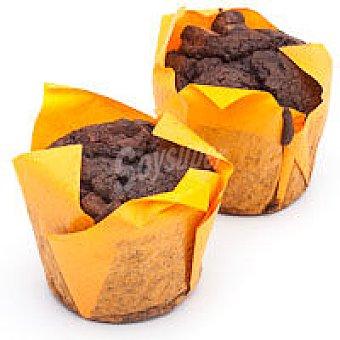 DOBLE Muffins Choc 150g
