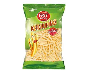 Frit Ravich Snack de pajitas con ketchup ketchupitas Bolsa de 110 g