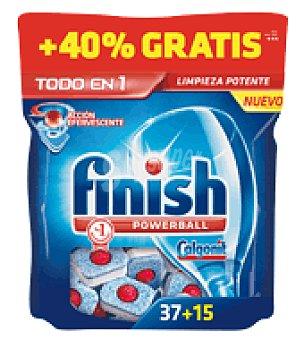 Finish Lavavajillas máquina todo EN 1 37 pastillas