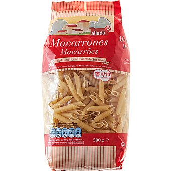 Aliada Macarrones Paquete 500 g