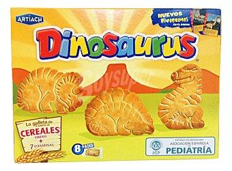 Artiach Galleta dinosaurius 8 bolsitas, 329 g