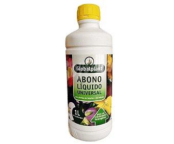 GLOBALPLANT Abono líquido universal, válido tanto para plantas de interior como de exterior 1 litro
