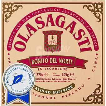Olasagasti Bonito del norte en escabeche Lata 205 g