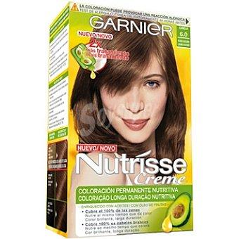 NUTRISSE CREMA Tinte canela nº 6 caja 1 unidad